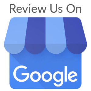 Review us on Google My Business icon